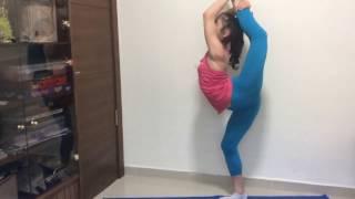 Stretch.Gymnastic.