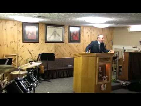 10-0718am - Bringing The Word to Maturity Pt.1 - Gerald Hughes