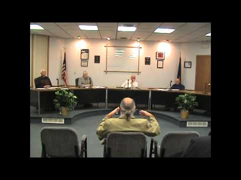 Rouses Point Village Board Meeting  5-16-11