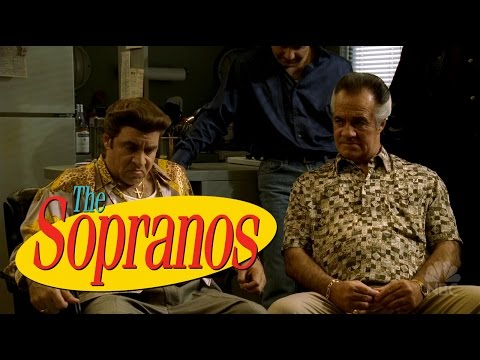 The Cold Cuts (A Sopranos/Seinfeld Mashup)