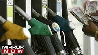 Fuel price hike; petrol prices hiked by 10 paise