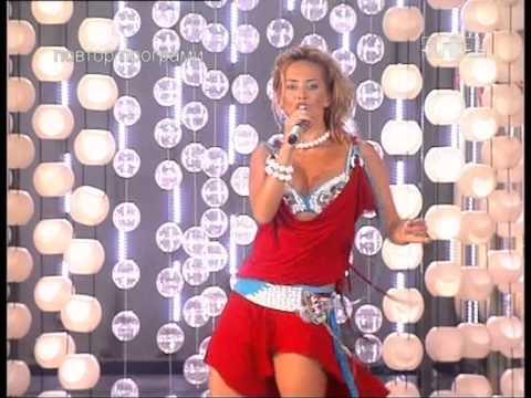 Жанна Фриске - Где-то летом (Новая Волна 2006)