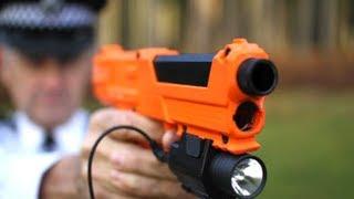 """New Gun Shoots """"DNA"""" Bullets"""