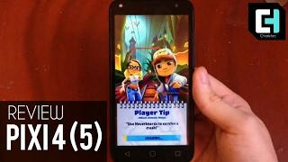Video Alcatel Pixi 4 (5) 4G eW53wsN_5jk