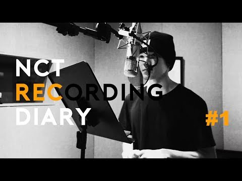 NCT RECORDING DIARY #1