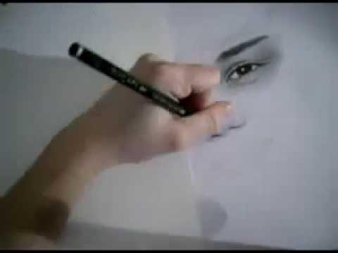 перевод фотографии в рисунок карандашом: