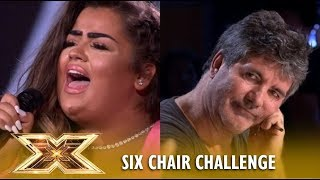 Scarlett Lee Leaves Judges IN TEARS By Singing Piece By Piece! | The X Factor UK 2018