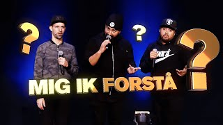 Adam & Noah feat. U$O - Mig Ik Forstå (LIVE)