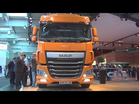 DAF XF 440 FAR Multi Axis BDF Truck (2017) Exterior and Interior in 3D