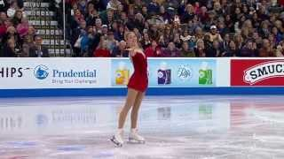 2014 US Nationals-Gracie Gold SP [HD]