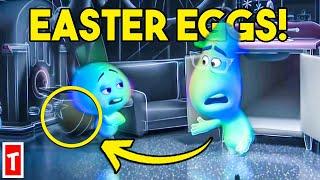 Soul Alternate Ending And Disney Easter Eggs Hidden