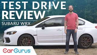 2020 Subaru WRX Review: Performance on a budget | CarGurus