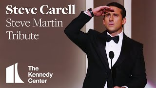 Steve Carrell - (Steve Martin Tribute) - 2007 Kennedy Center Honors