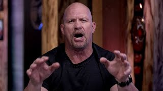 """""""Stone Cold"""" interviews The Undertaker on The Broken Skull Sessions premiere"""