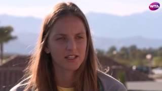 Interview: Karolina Pliskova Prepares For Friday Start