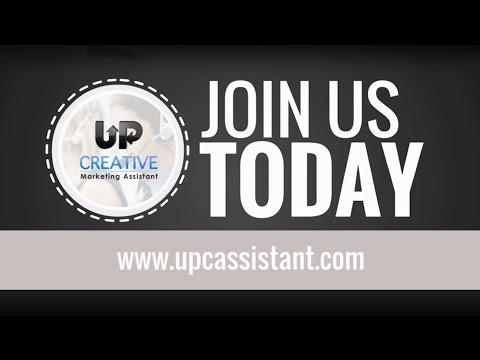 The UP Creative Marketing Assistant Service