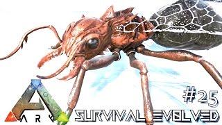 ARK: SURVIVAL EVOLVED - NEW GIANT ANT & ALPHA TRIBESMAN !!! E25 (ARK ANNUNAKI EXTINCTION CORE)