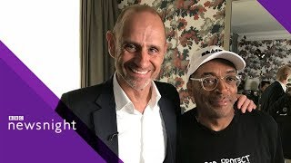 Spike Lee on Donald Trump and the rise of the right