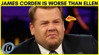 James Corden Is WORSE Than Ellen DeGeneres