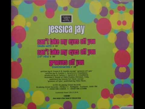 Jessica Jay-Can't take my eyes off you (12' Mix)