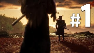 Ghost of Tsushima - Walkthrough Gameplay Part 1 [PS4]