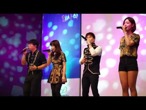 아카펠라 그룹 다이아 - 캐논+가요 메들리 (canon + K-POP)