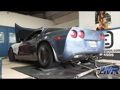 620hp Grand Sport Corvette