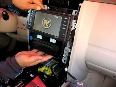 How To Remove Radio    Cd Changer    Navigation From 2004 To