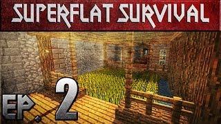 Superflat Survival - Ep. 2 - The Pale Raider