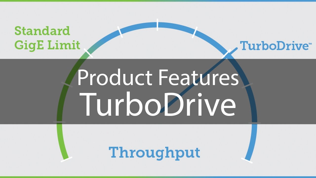 Introducing TurboDrive from Teledyne DALSA