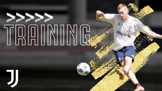 Possesso palla e conclusioni verso il Milan! | Allenamento Juventus