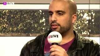 Abdelkarim: Lieber Comedy als Türsteher