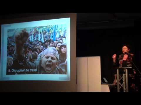Ayrshire & Arran Tourism Gathering 2015 Part 3 - Ros Halley, Ayrshire & Arran Tourism Manager