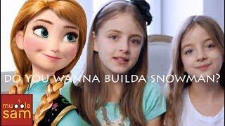 Mugglesam - DO YOU WANNA BUILD A SNOWMAN? - Season 8 Episode 8
