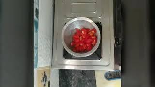 Tomato rasam  tomato charu