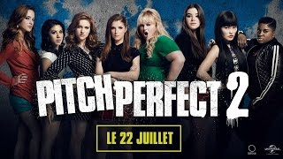 Pitch perfect 2 :  bande-annonce 2 VOST