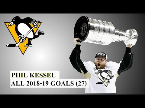 Phil Kessel (#81) All 27 Goals of the 2018-19 NHL Season
