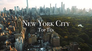 Top 10 Places To Visit In New York City