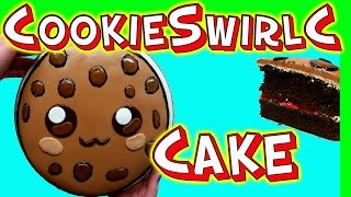 Cookie Swirl C Birthday Cake DIY In This Videos I Show You How To Make Awesome Shopkin 10