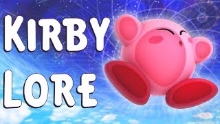 Attempting to Explain All of Kirby Lore in a Single Video