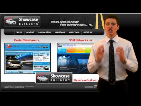 Auto & Car Dealer Websites, Design & Hosting - DealerShowcase.ca