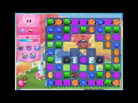 Candy Crush Level 2337 Audio Talkthrough, 2 Stars 0 Boosters