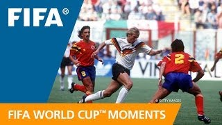 World Cup Moments: Carlos Valderrama