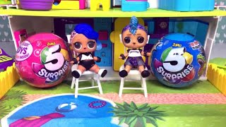 LOL Punk Boi VS Punk Girl 5 Sürprizli Zuru Challenge!