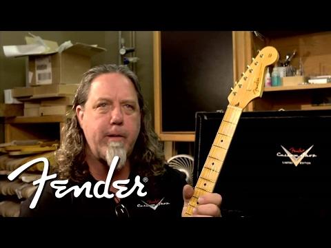 Fender Custom Shop Master Design 1950s Relic Stratocaster