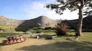 中城城・今帰仁城 沖縄県 世界遺産 by HealingJapanTV on YouTube