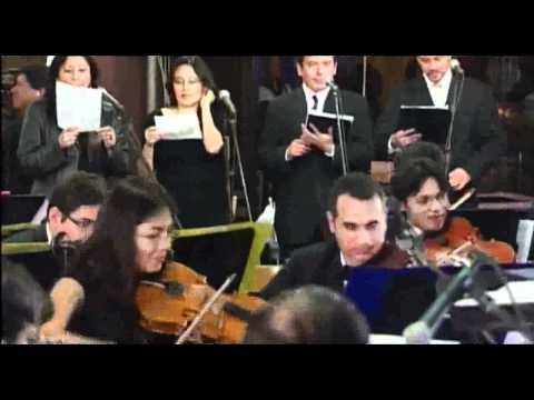 Cumbia  con Orquesta
