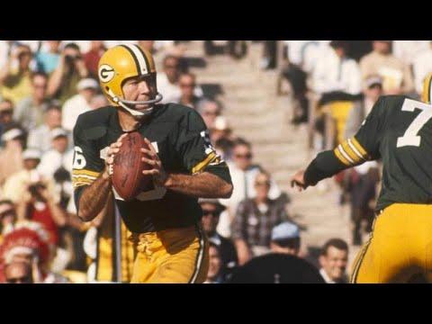 RIP Packers QB Bart Starr