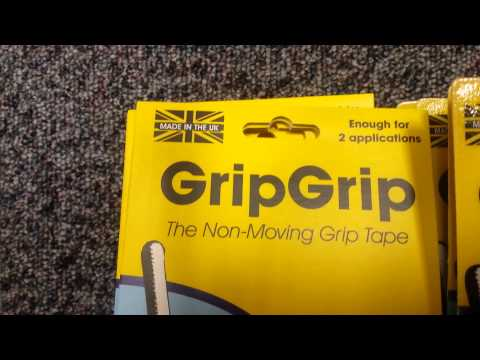 GripGrip Non-Moving Grip Tape Strips