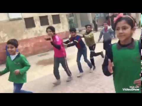 خطة اخلاء مدرسة على مبارك  - إدارة الزيتون التعليمية